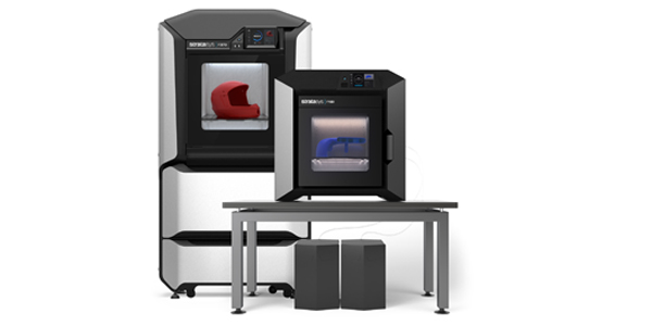Stratasys launches F123 3D printers for productive rapid prototyping