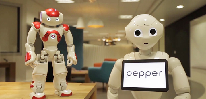 SoftBank Robotics returns to Gitex to highlight new sector applications for Pepper and NAO