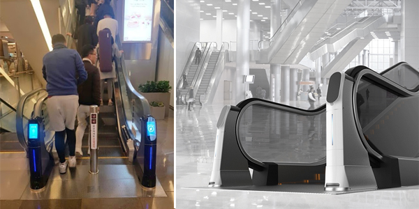 Jacky's brings world's escalator handrail disinfection solution to UAE