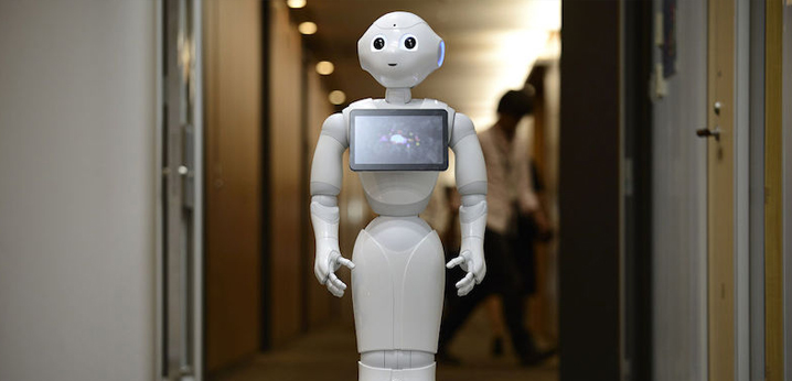 Softbank Robotics' Pepper joins Oracle's Innovation Hub