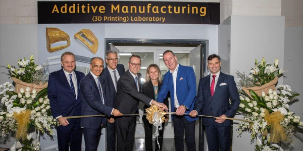 Etihad unit opens first 3D manufacturing factory