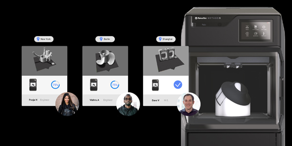 MakerBot introduces CloudPrint which will allow 3D printers to be used in an e-learning environment