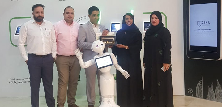 "Jacky's takes part in ""UAE Innovation Month"""