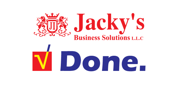 "Jacky's Business Solutions enhances maintenance and service support with ""Done"""