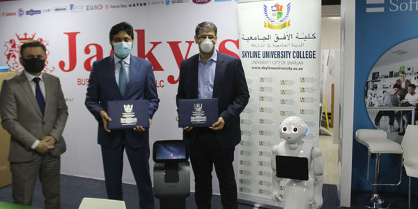 Jacky's Business Solutions renews knowledge partnership with Skyline University College