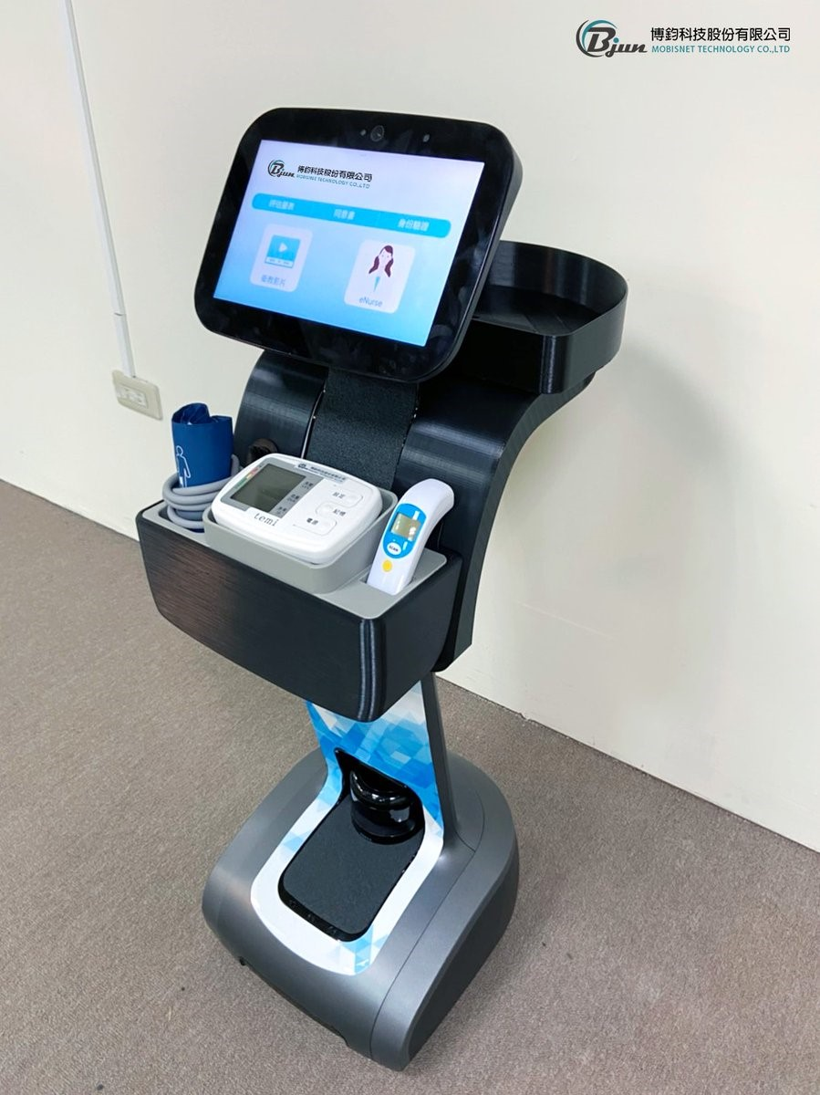 Robot Temi for Healthcare Institutions By Jackys Business Solutions Dubai