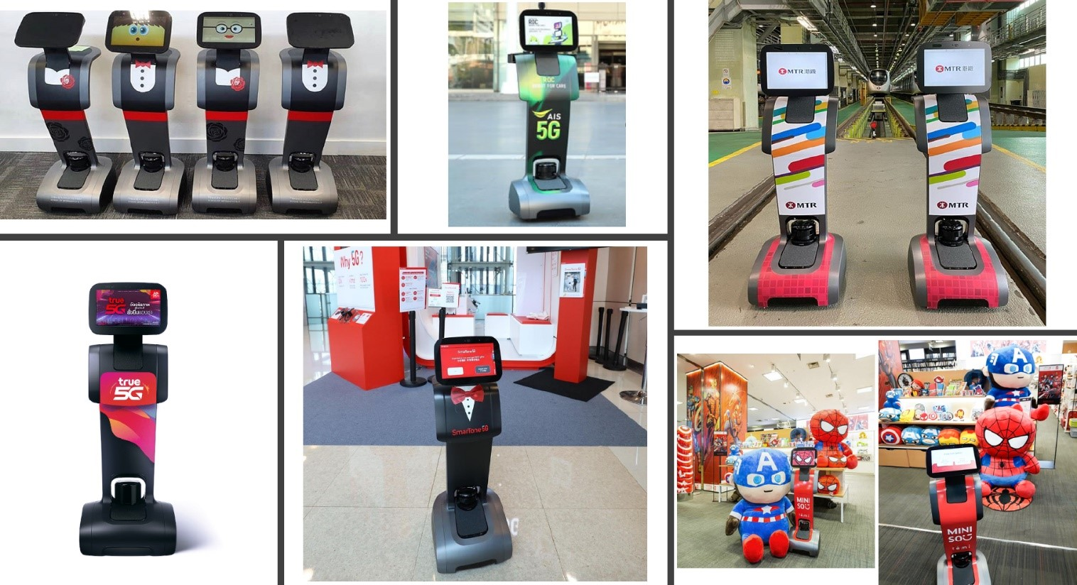 Robot Temi for Retail Business By Jackys Business Solutions Dubai
