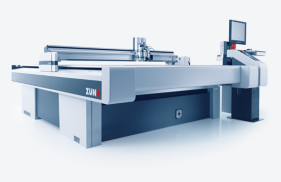 G3 Digital Cutter Zund for Print Service Providers  By Jackys Business Solutions Dubai