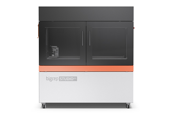 Bigrep Studio G2 Bigrep 3D Printer for Interior Decor Institutions By Jackys Business Solutions Dubai