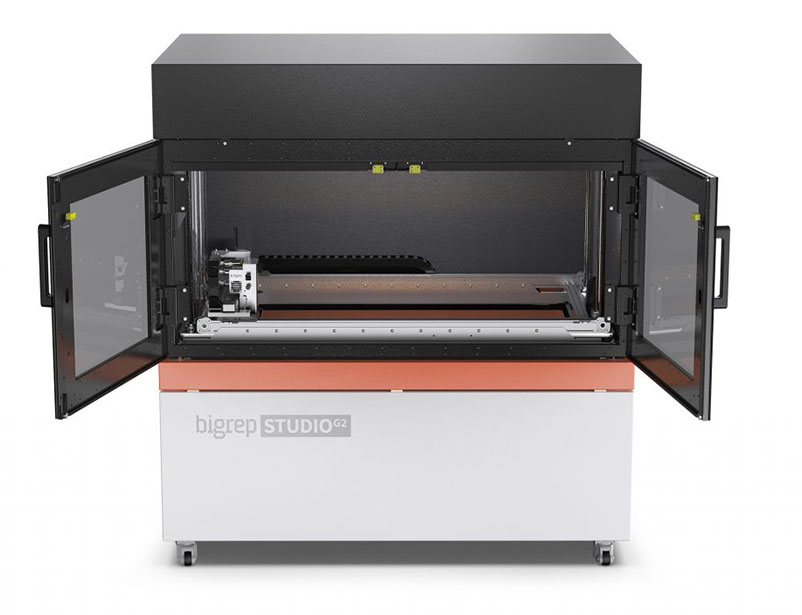 1. Bigrep Studio G2 Bigrep 3D Printer for Manufacturing Institutions By Jackys Business Solutions Dubai