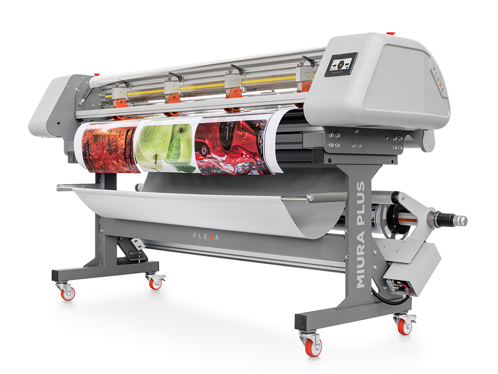 MIURA PLUS FLEXA for Print Service Providers  by Jackys Business Solutions Dubai