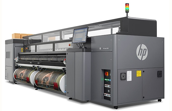 HP Latex 3500 Printer HP for Print Service Providers  by Jackys Business Solutions Dubai