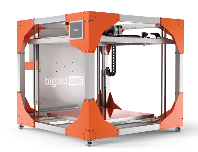 Bigrep One Bigrep 3D Printer for Interior Decor Institutions By Jackys Business Solutions Dubai