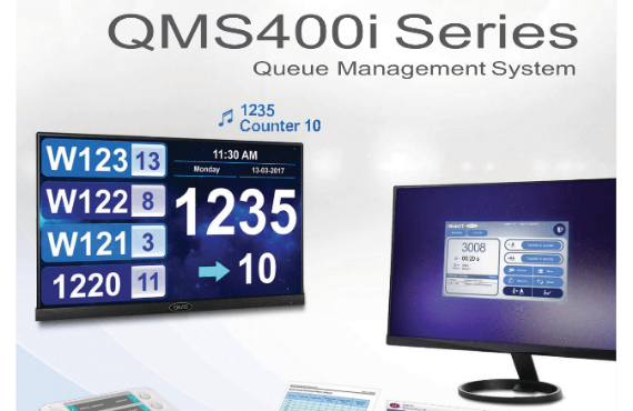 2. QMS400i QMS (Queue Management System) for Government Institutions By Jackys Business Solutions Dubai