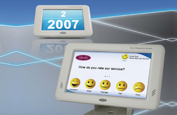 BR-ICT200 300  Healthcare Queue Management System for Healthcare for Healthcare Institutions By Jackys Business Solutions Dubai