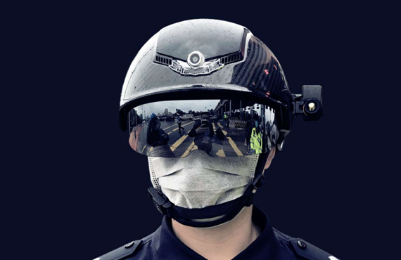 Smart Helmet - Government for Government Institutions By Jackys Business Solutions Dubai