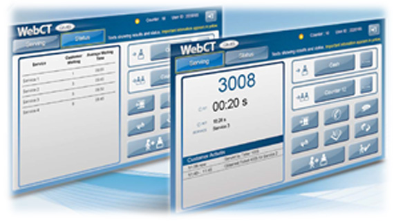 features-QMS600i QMS (Queue Management System) for Telecom Company By Jackys Business Solutions Dubai